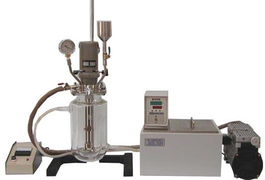 实验室用真空乳化搅拌机