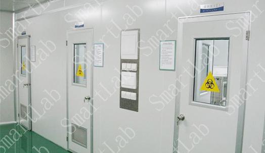经科学设计,标准施工的成套pcr实验室可有效避免实验